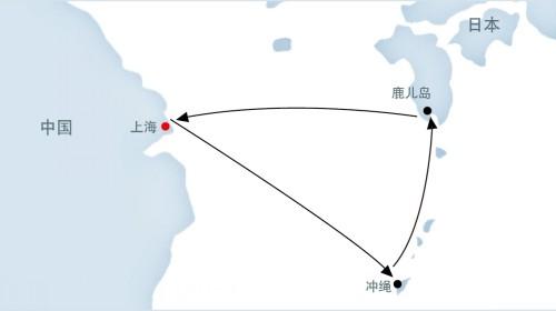 飞机航线是怎么确定的