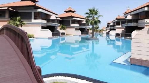 豪华的私人别墅,24小时开放的私人泳池和私人沙滩,享受私密且奢侈的