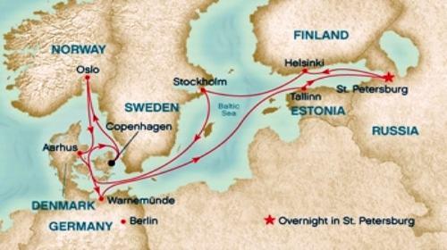 爱沙尼亚+俄罗斯15日